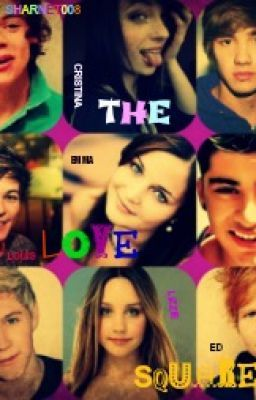 The Love Square (One Direction and Ed Sheeran fan fiction)