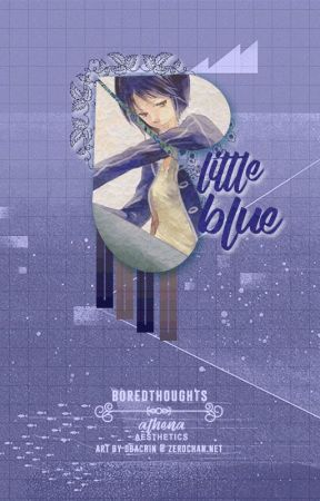 Little Blue [OnePieceXReader] by BoredThoughts