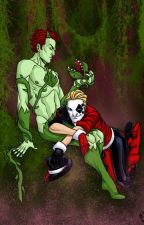 """Male!Poison Ivy x reader x Male!Harley Quinn - """"Don't Fall For Monsters"""" by RavenclawRookie"""