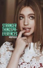 imagines ; stranger things by sovthside