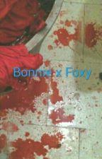 Bonnie X Foxy by FoxyBon