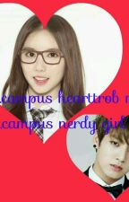 Mr.campus Hearttrob Meets Ms.campus Nerdy Girl by rosepasa