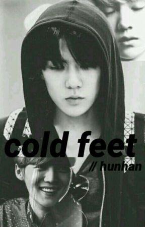 Cold Feet~Hunhan by agmong