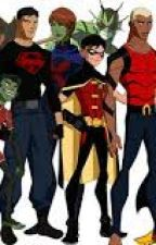One Shots - Young Justice by NightWingBunny