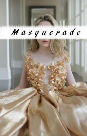 Masquerade by MadAsALostGirl