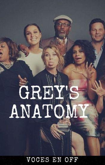 Greys Anatomy Voces En Off Valentina Wattpad