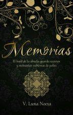 Memorias by LunyaPetricor