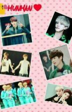 I AND YOU (Hunhan) by nisfi_azizah