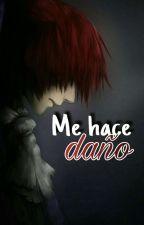 """""""Me hace daño..."""" 》FOXICA FNAF《 [TERMINADA] (Editando) by LittleInactivexd"""
