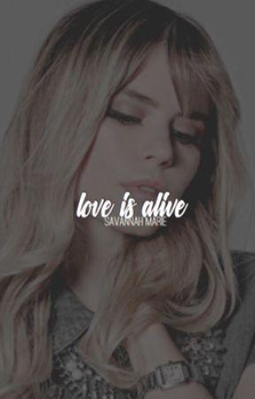 love is alive: [mendes] by -wonderwallparker-