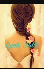 Quote Sedih by rosyidadewi29