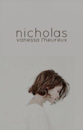 NICHOLAS by VanessaLHeureux