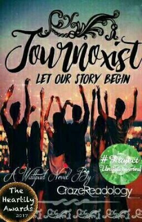 Journoxist  by CrazeReadology
