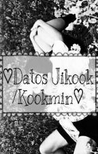 🐭🍑♡Datos Jikook/Kookmin♡🐥🐰 by JeonCenaLPM