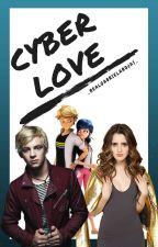 Cyber Love |Adrienette| by _realgabrielarojas_