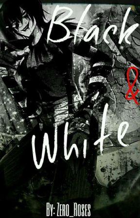 Black and White by GabbyMaturino