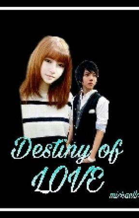 Destiny of love  by michaellaguintu