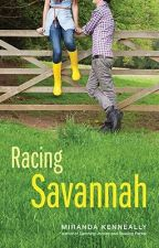 Racing Savannah by MirandaKenneally