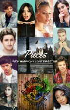 Pieces - One Harmony en Hogwarts by Pce_N_Blessinz