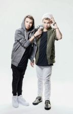 Marcus & Martinus by ulajka