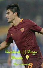 Facebook.   Diego Perotti. 💡  by e-romanista