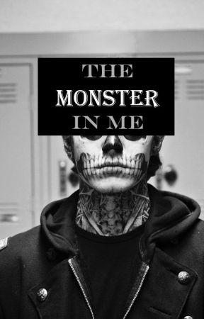 The Monster In Me by Niciiixo