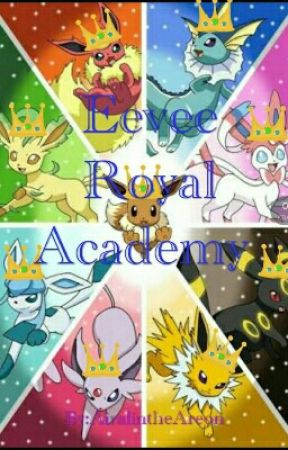 Eevee Royal Academy (RP) by AiralintheAreon