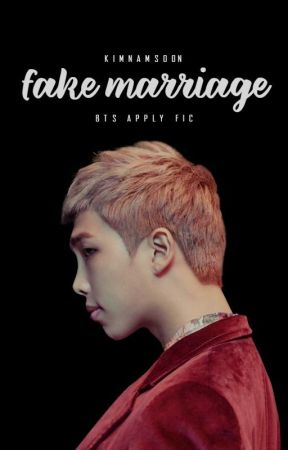 fake marriage ➤ bts af by LilyBarginsky