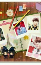 Simple Story About Min Yoongi by Cha2LoveKorean