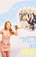 Tell me your wish by jooee-yoonyul
