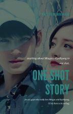 -one shot story- ✔ by hermioneroa