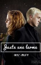 Juste une larme  by Irys-Mlfy