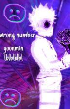 Wrong number • yoonmin by Lblblblbl