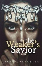 The Weaker's Savior (The Good Vampire) by Roman_renegade
