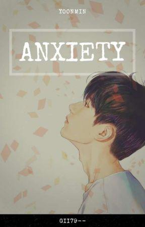 A N X I E T Y × YoonMin by Gii79--