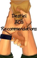 Destiel AO3 Recommendations by gray_mark