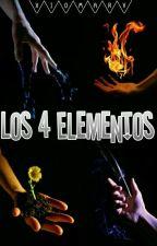 Los 4 Elementos ❀Gay✿ by Xiomara_Rojas_V