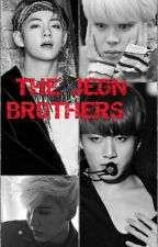 THE JEON BROTHERS ( JIKOOK/ VMIN) by Taequila97