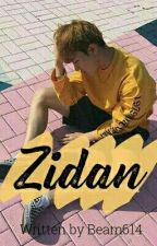 Zidan by Hancurr