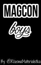Magcon || Preferencje by szonikpomponik