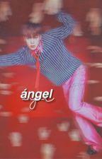ángel | jikook by hobeui