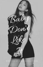 [1] Baby Don't Like It | BlackPink's Jennie × NCT's Mark ✅ by SprinkleGlitters