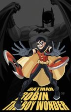Reviling the Secrets of Bats (A Young Justice Fan Fiction) by MolMcN