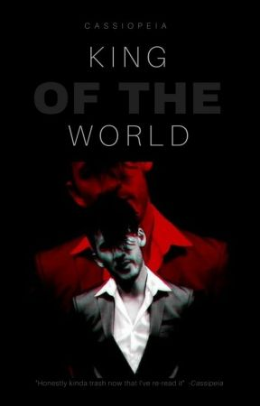 King of the world - Darkiplier x Reader by DisappointingTrash
