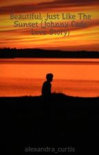 Beautiful, Just Like The Sunset (Johnny Cade Love Story) by alexandra_curtis