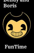 Bendy and Boris FunTime by EvilEdd