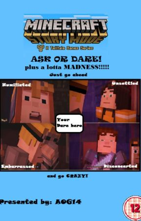 MCSM Crew: Ask or Dare + A lotta MADNESS!!!!!!!! by XxAceOfGames14xX