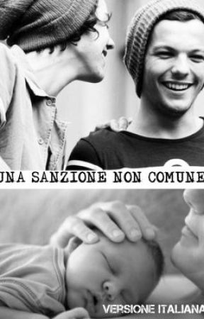 Una Sanzione Non Comune (Larry Stylinson) by loveisintheair95