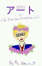 Art #.5: U/C by My_Name_Is_JM