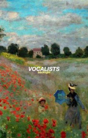 vocalists  by seoksjin